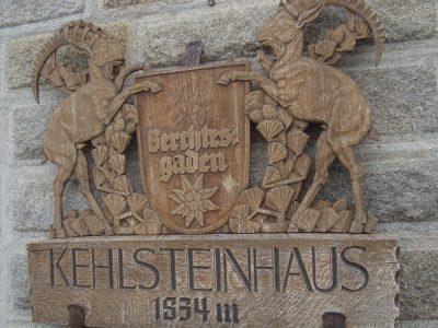 Kehlsteinhaus, le nid d'Aigle