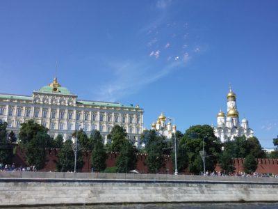 Moscou en été
