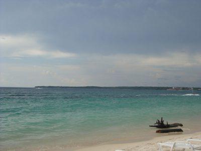 Islas del Rosario Playa Blanca